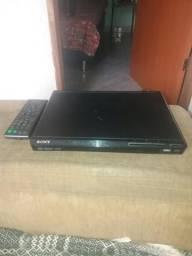 DVD Sony com leitor USB