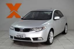 Kia Motors Cerato 1.6 16V Mec. - Prata - 2013 - 2013