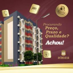 Apartamentos 2/4 com suíte - Santa Amélia - Maceió-AL