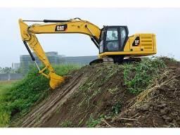 Nova Escavadeira Caterpillar 320 D2L Peso Op: 20.903 kg 2021