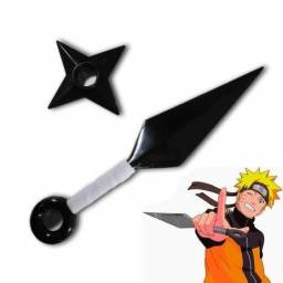 Kunai Naruto e Shuriken