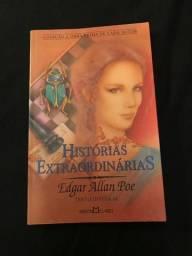 Histórias Extraordinárias (Edgar Allan Poe) comprar usado  Recife