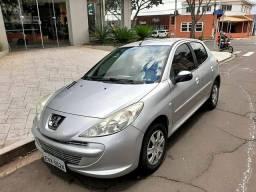 Peugeot 207 ano 2012 - 2012