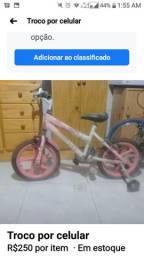 Bicicleta Mormaii menina