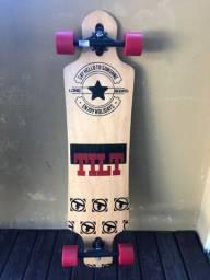 Skate long completo