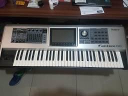 Vendo Teclado Roland Fantom G6 comprar usado  Governador Valadares