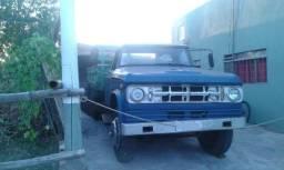 Dodge em bom estado AZUL motor 1113 cambio e diferencial comprar usado  Uchoa