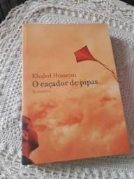 """Livro """"O Caçador de Pipas"""""""
