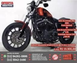 Harley-davidson sportster xl 883 r 2011 31000km R$19900, usado comprar usado  Jacareí