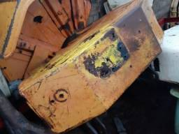 Par de paralamas do trator Valmet 88, usado comprar usado  Campina da Lagoa
