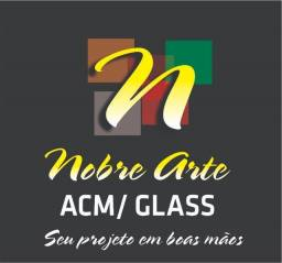 Estrutural glazing pele de vidro -Nobre arte glass