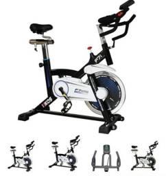 Bicicleta Ergométrica Spinning kikos ou Athletic Com Entrega e Montagem Grátis