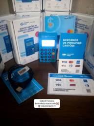 Máquina de cartão Point Blue (Mercado Pago) Promoção!