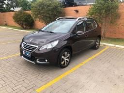 Peugeot 2008 Griffe 1.6 automática ano 2016