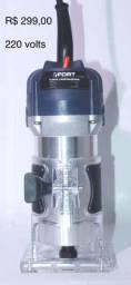 Tupia Laminadora 470W 6mm ( 220 volts )