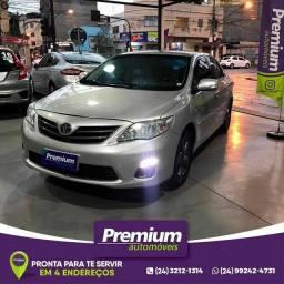 Corolla 2.0 XEI Automático Completo + GNV Injetado Ano 2012