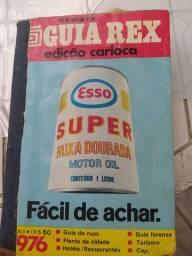 Guia rex para colecionador 1976
