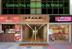Aluguel de loja no Centro de Niterói para informática e tecnologia.