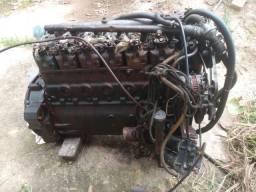 Motor MWM 229 6 cilindros
