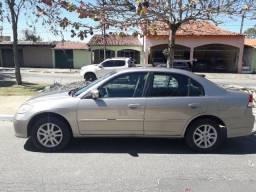 Honda Civic, vendo ou troco  picape