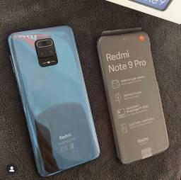 Xiaomi Redmi Note 9 PRO 128GB (pronta entrega / lacrado)