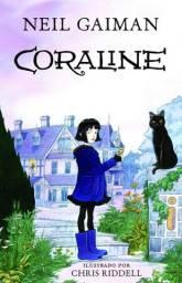 Coraline, um mundo fantástico (seminovo)