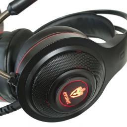 Headset Têmis -Desenvolvido com componentes de qualidade