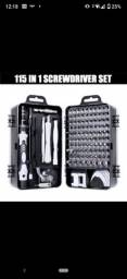 Kit de ferramentas de precisão NOVO