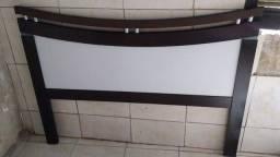 Cabeceira de Cama De Casal (armação de madeira)