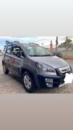 Vendo urgente Fiat idea adventure 14/2015 dualogic