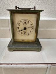 Relógio ansonia carriage 1900