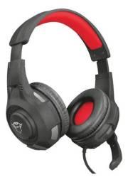 Headset Gamer Ps4 / Xbox One Gxt 307 Ravu Vermelho- Trust