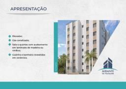 Apartamento à venda, 2 quartos, 1 vaga, Novo Horizonte - Sabará/MG
