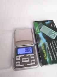 Balança Digital de precisão pesa 0.01g até 500g