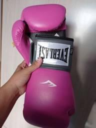 Luva de box/ Muay Thai Everlast