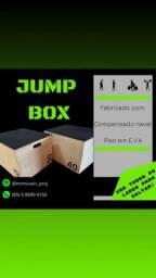 Título do anúncio:  Caixas de salto Box Jump