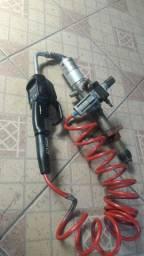 Kit propulsora pneumatica para tambor 200lt