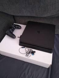 PS4 SLIM 1 TB E 10 jogos