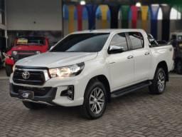 Título do anúncio: Toyota Hilux SRV 2020
