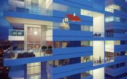 Vendo cobertura no Ed. Premium c/ 560mt², 5 suites + churrasqueira + piscina - 03 >