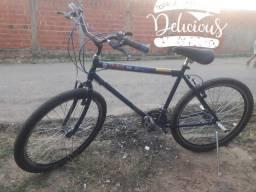 Título do anúncio: Vendo bicicleta com nota