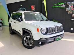 Renegade Sport 2.0 Diesel 4x4 Completo Ano 2016