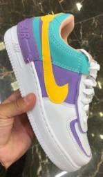 Nike Air Colorido - nº 37 - NOVO