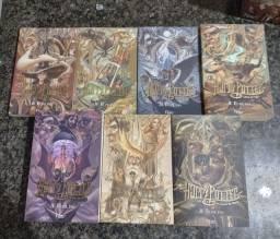 Título do anúncio: Box de livro Harry Potter