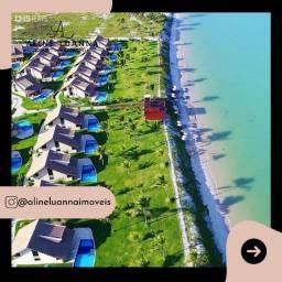 Bangalô no Nui Supreme praia de Muro Alto - 5 Quartos - 3 Suítes -