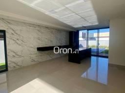 Título do anúncio: Casa com 3 dormitórios à venda, 206 m² por R$ 1.540.000,00 - Condomínio do Lago - Goiânia/