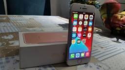 Título do anúncio: Iphone 7 impecável na caixa e com garantia