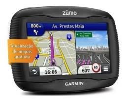 Título do anúncio: Gps Garmim Zumo 395 Lm - Mapa Vitalicio - South America Moto