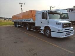 Mb 1634 e randon 2011 troco por truk