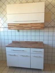 Armário Para Cozinha Conjunto 02 Peças (Leia O Anúncio)